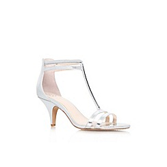 Vince Camuto - Silver 'Mitzy' high heel sandal