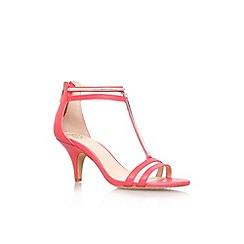 Vince Camuto - Peach 'Mitzy' high heel sandal