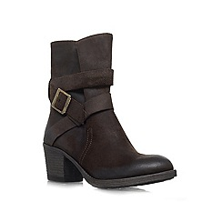 Carvela - Brown 'Silk' leather boot