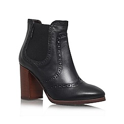 Carvela - Black 'Simone' Leather boot