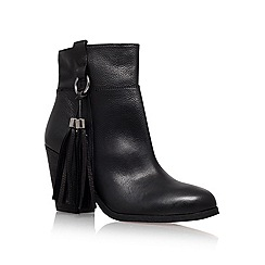 Carvela - Black 'Stan' High Heeled Boot