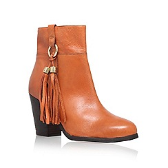 Carvela - Tan 'Stan' High Heeled Boot