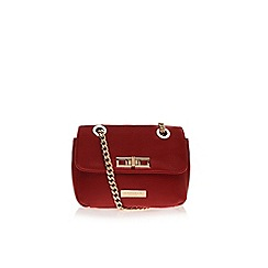 Carvela - Red 'fia across body lock bag' handbag