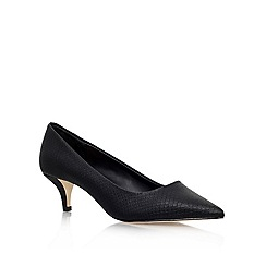 Miss KG - Black Other 'Collette' Court Shoe