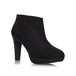 Miss KG - Black 'Brianne' Ankle Boot