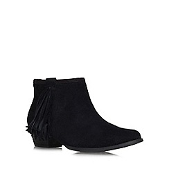 Miss KG - Black 'Sassy' ankle boots