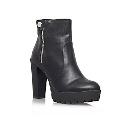 Miss KG - Black 'Simba' High heel boot