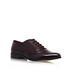 Miss KG - Wine 'Maddy' lace up