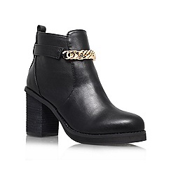 Miss KG - Black 'Shelly' boot