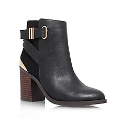 Miss KG - Black Oth 'Shola' boot
