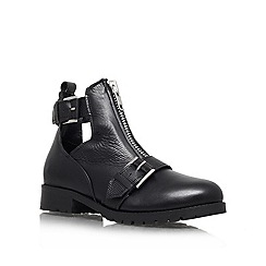 Miss KG - Black 'Scout' Leather boot