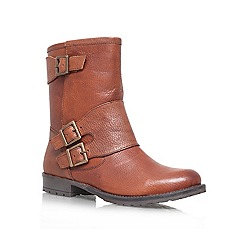 Carvela - Tan 'Trent' Leather boot