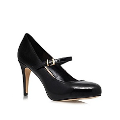 Miss KG - Black 'Comet' high heeled courts