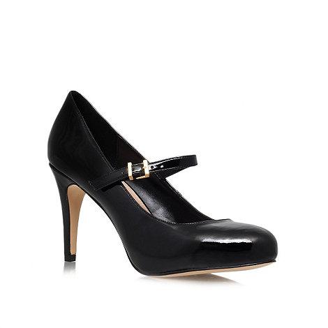 Miss KG - Black +Comet+ high heeled courts