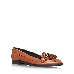 Carvela - Tan 'List' loafer