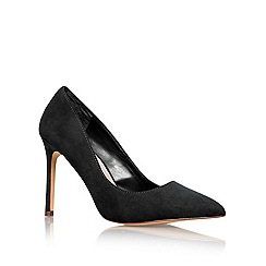 Carvela - Black 'Kestral' High Heeled Court Shoe
