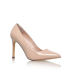 Carvela - Nude 'Kestral' High Heeled Court Shoe