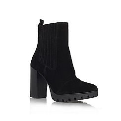 Carvela - Black 'Sinner' Leather boot