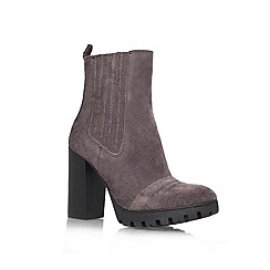 Carvela - Grey 'Sinner' Leather boot