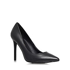 KG Kurt Geiger - Black 'Bailey' high heel courts