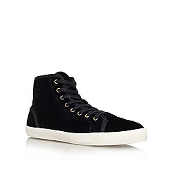 KG Kurt Geiger - Black 'Leap' Lace up