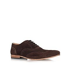 KG Kurt Geiger - Dark brown 'Samways' lace ups