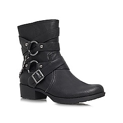 Jessica Simpson - Black 'Goldi' ankle boots