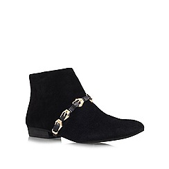 Vince Camuto - Black 'Davies' low heeled ankle boots