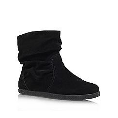 Nine West - Black 'Rockinout' boot