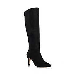 Miss KG - Black 'Hayden' mid heeled boots