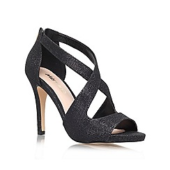 Miss KG - Black 'Shae' High Heeled Court Shoe