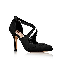 Miss KG - Black 'Natalie' High Heeled Shoe