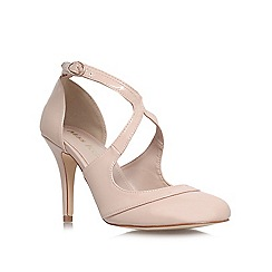 Miss KG - Natural 'Natalie' High heeled courts