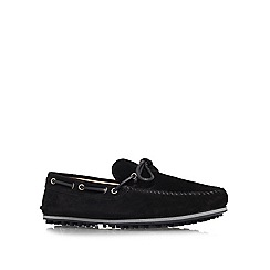 KG Kurt Geiger - Black 'Morgan' slip on casuals