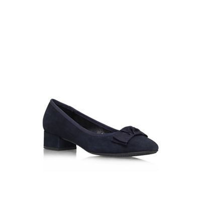 Carvela Comfort Navy ´Aggie´ court shoe - . -