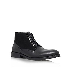 KG Kurt Geiger - Black 'Pearce' lace up