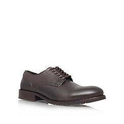 KG Kurt Geiger - Brown 'Robertson' lace up