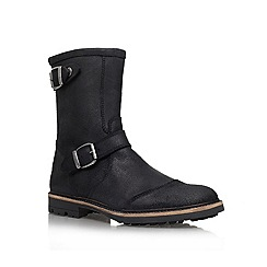 KG Kurt Geiger - Black 'Blissett' Leather boot