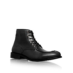 KG Kurt Geiger - Black 'Iverson' lace up boots