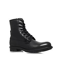 KG Kurt Geiger - Black 'Gilzean' boots