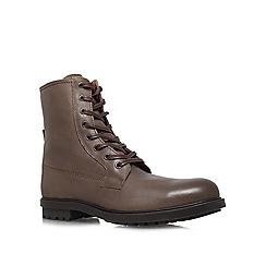 KG Kurt Geiger - Brown 'Gilzean' boots