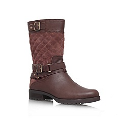 Anne Klein - Brown 'Callforth' Leather boot
