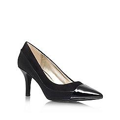 Anne Klein - Black 'Yedda' court shoe