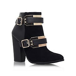 Carvela - Black 'Seed' Heeled boot