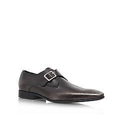 KG Kurt Geiger - Grey 'Salako' leather slip on