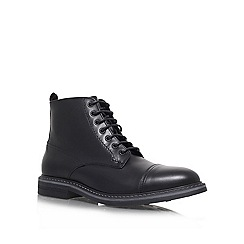 KG Kurt Geiger - Black 'Palmerston' Leather boot