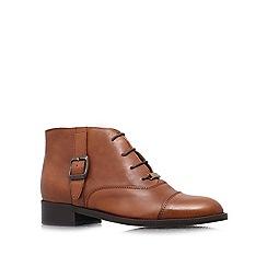 Carvela - Tan 'Smart' flat boots