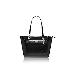 Nine West - Black 'Ava Tote MZ' shopper tote handbag