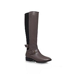 Nine West - Grey 'Bridge' flat boots