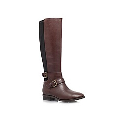 Nine West - Brown 'Bridge' flat boots